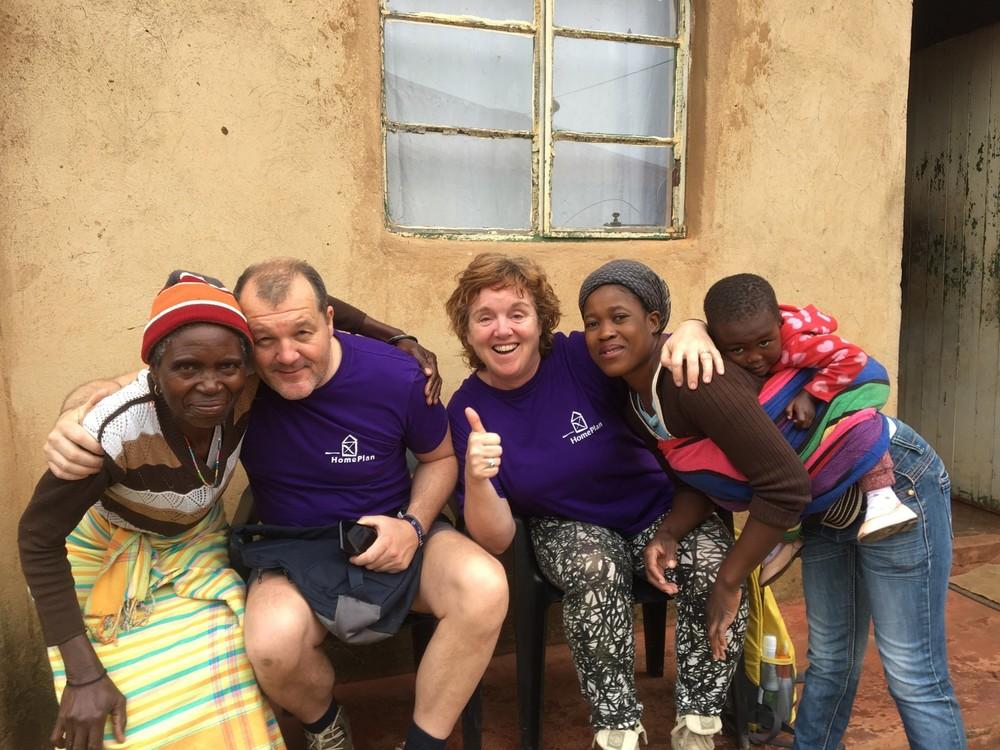 Ervaring bouwreis Zuid-Afrika