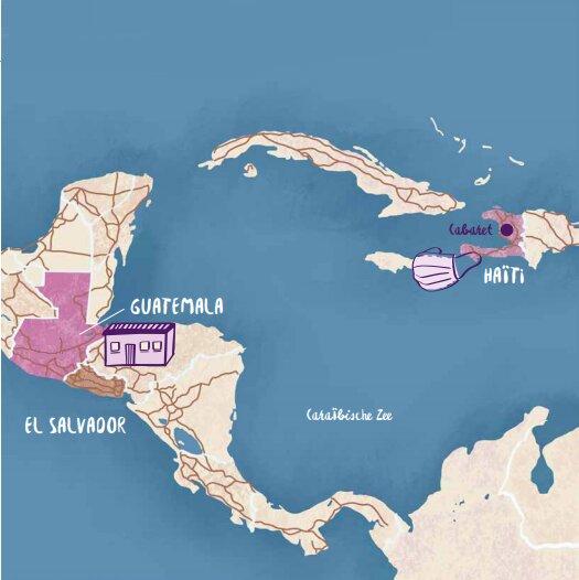 Onrust en toenemend geweld in Haïti