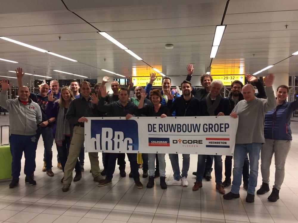 De RuwBouw Groep bouwt in Nicaragua