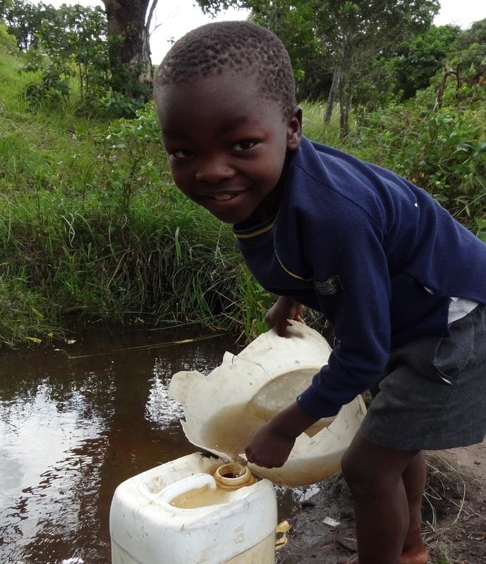 De handen ineen op Wereld Toilet Dag