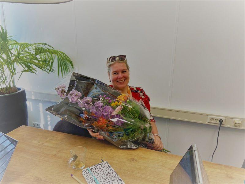 Marike van Seeters, directeur van Stichting HomePlan, is al 12,5 jaar in dienst
