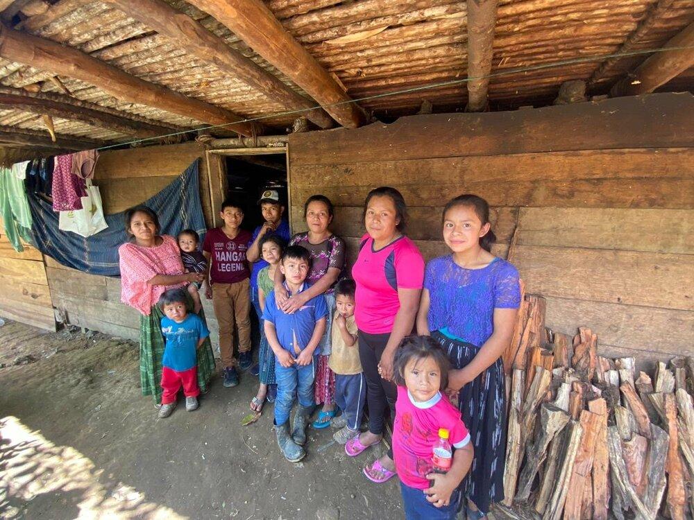 HomePlan verbetert gezondheid van gezinnen in Guatemala