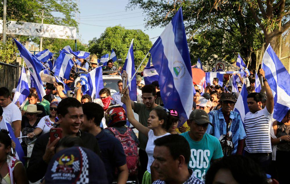 Situatie Nicaragua (update)
