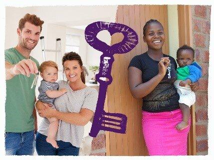 Dichtbij Makelaardij uit Rotterdam is de nieuwe Sleutelsponsor van Stichting HomePlan