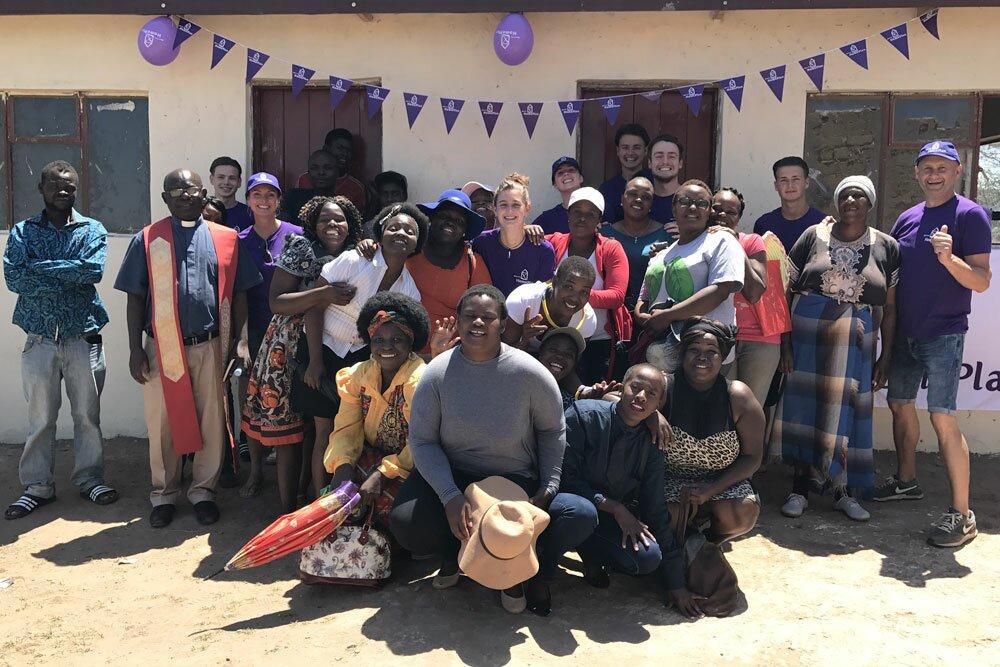 10 jaar bouwreizen van Stichting HomePlan