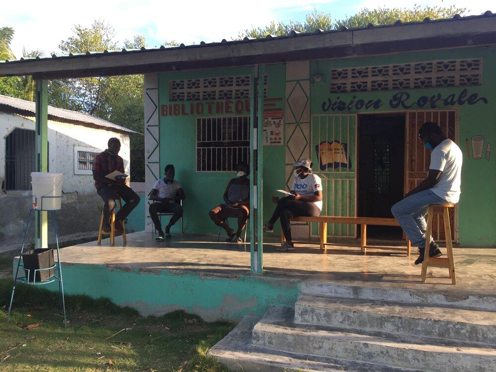Situatie in Haïti nog steeds zorgelijk
