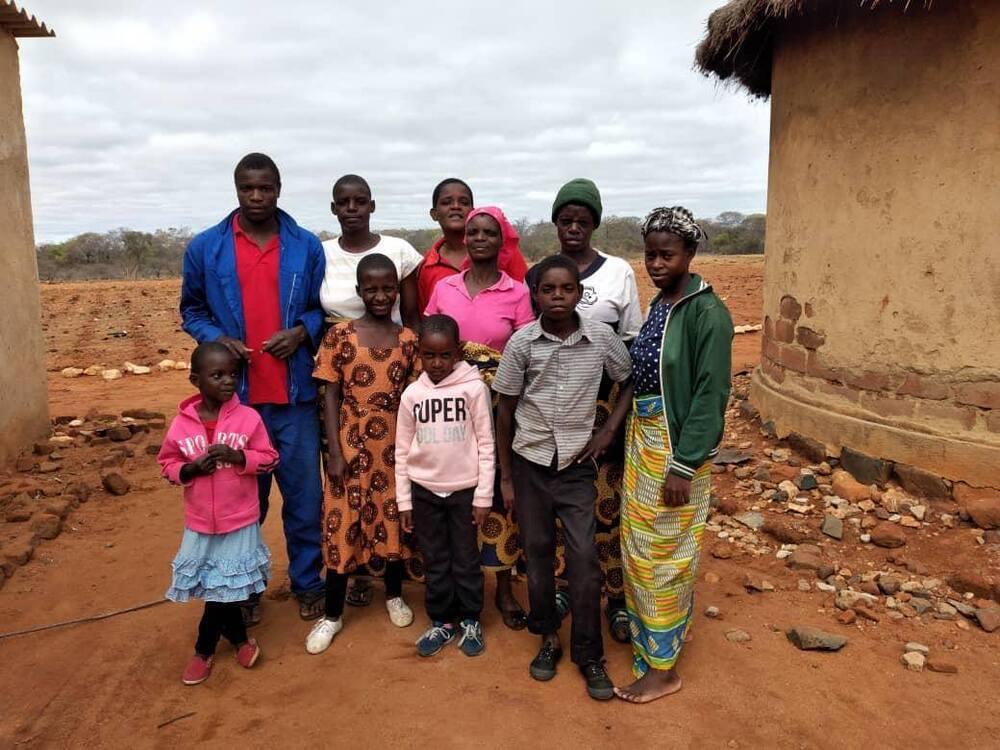 Bouw mee in Zimbabwe