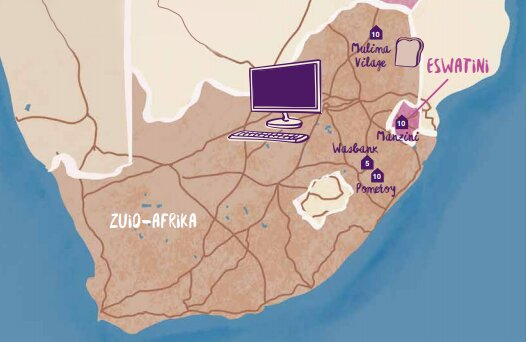 Onrust in Zuid-Afrika
